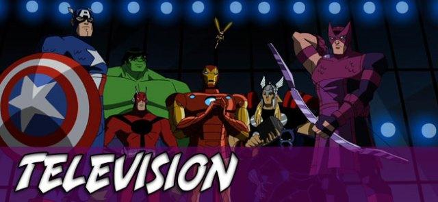 Avengers Animated