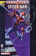 Ultimate Spider-Man #1/2 Wizard