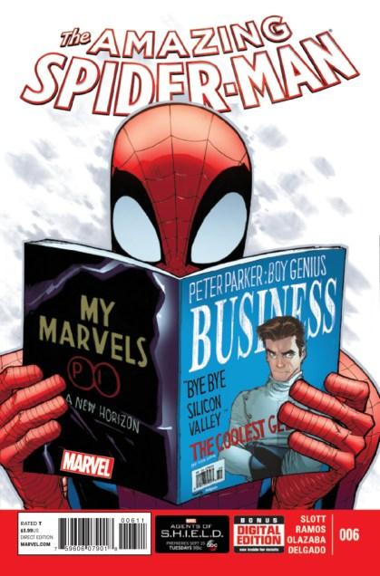 Amazing Spider Man 6