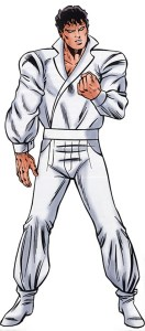The Beyonder in Secret Wars II