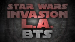 Star wars Attack LA