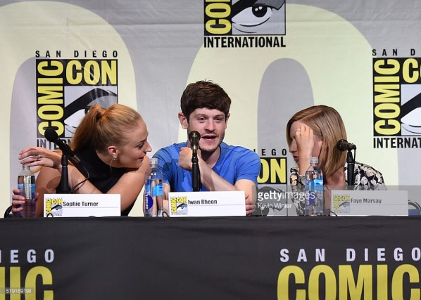 """Game Of Thrones"" panel Getty Images"