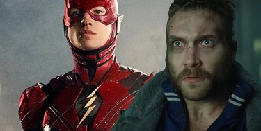 Flash And Captain Boomerang