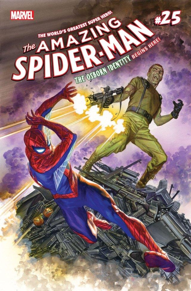 Amazing Spider Man 25