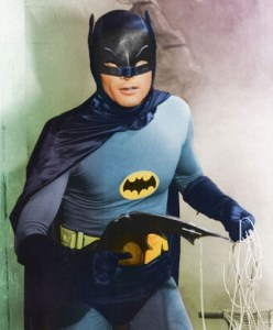 West 60's Batman