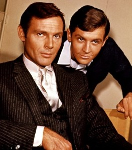 Adam West & Burt Ward