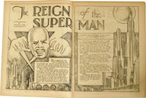Reign of the Superman 1932