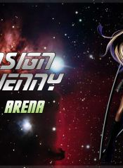 Mongo Bongo Ensign Jenny Arena