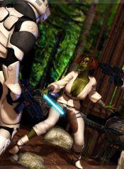 Mongo Bongo Jedi & Troopers