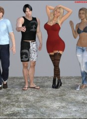 Mature3DComics The Bully Takeover