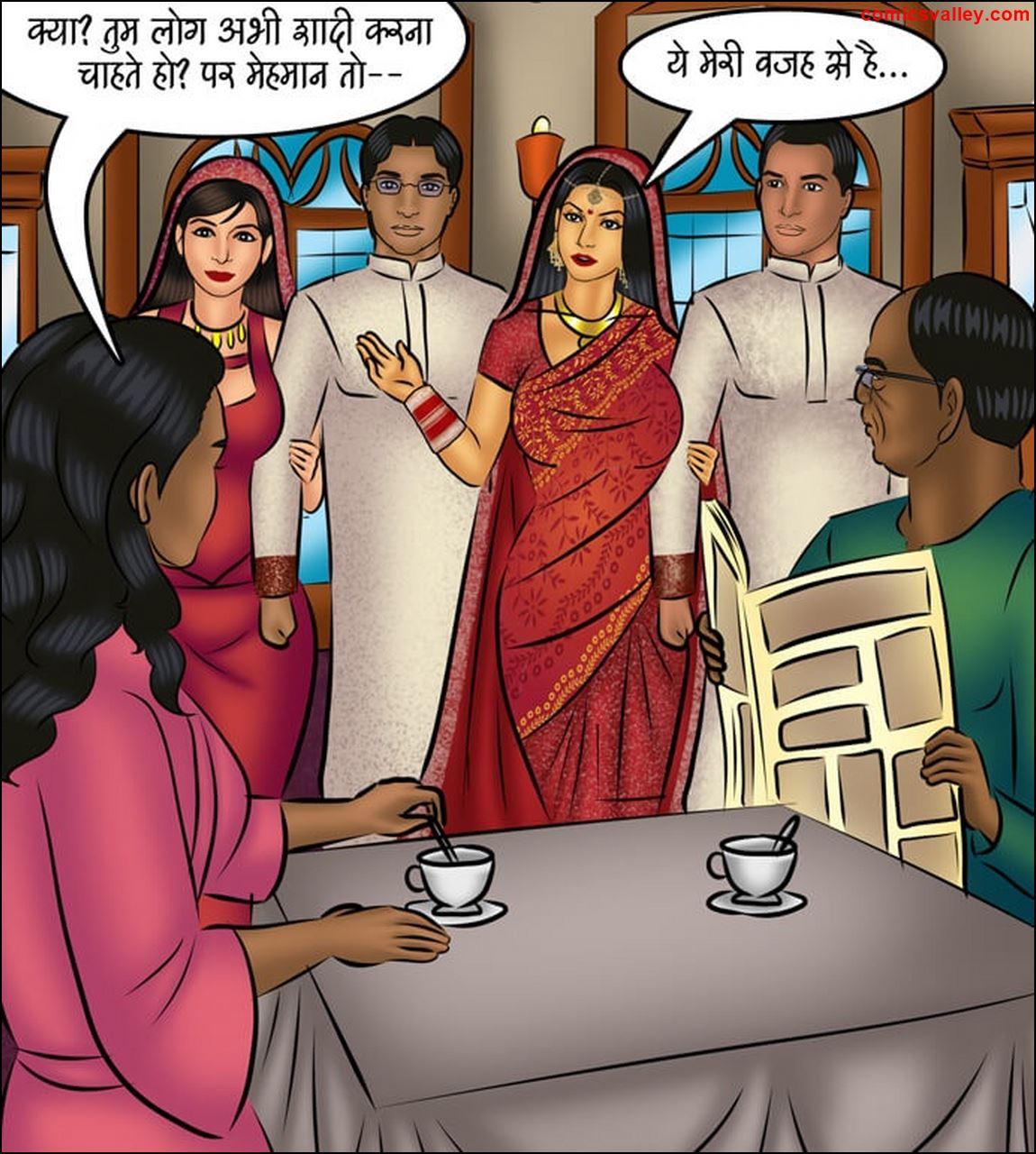 Savita Bhabhi Hindi Episode 108 Read Online Download Free