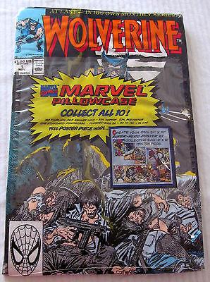 vintage 1994 wolverine marvel comics