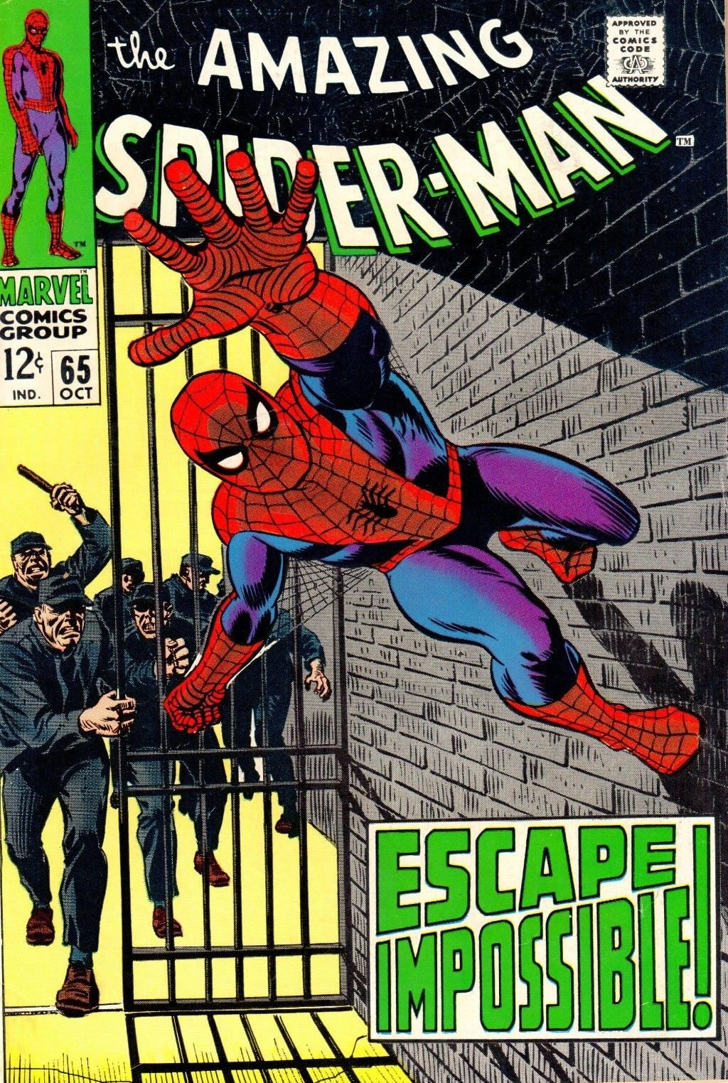 The Amazing Spider Man Comic Book Values Issues 61 70