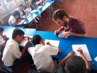 Siares, San Ramón: CESESMA Workshop