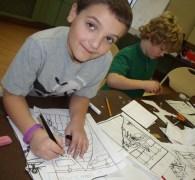 Keene: Vacation Comics Camp