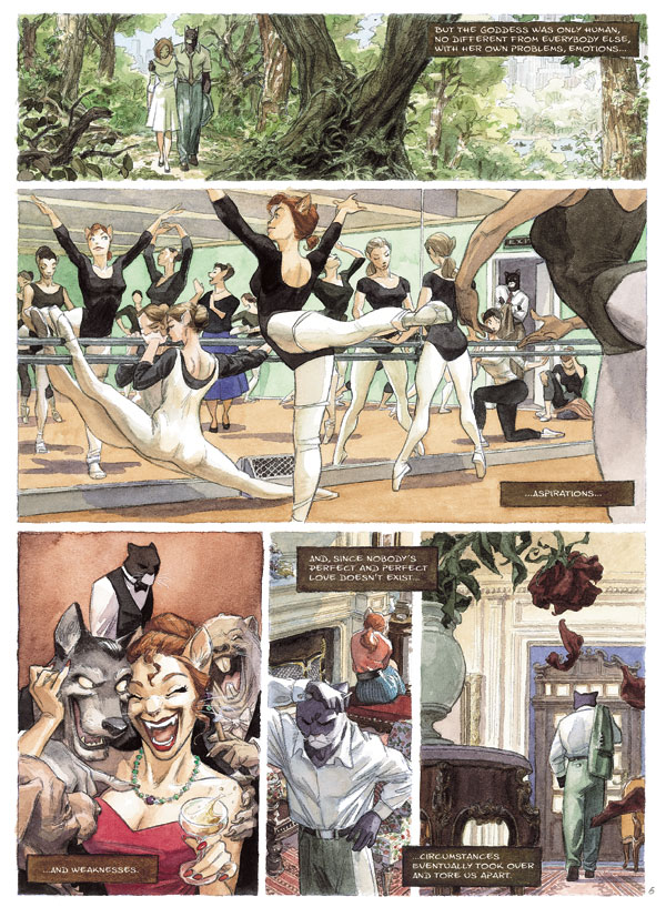 Blacksad page 3