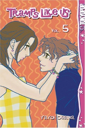 Tramps Like Us volume 5 cover
