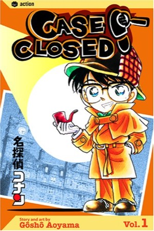 Case Closed volume 1