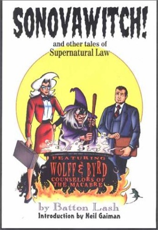 Sonovawitch! and Other Tales of Supernatural Law