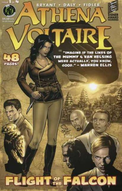 Athena Voltaire #1