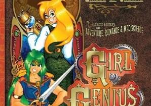 Girl Genius 4: Agatha Heterodyne and the Circus of Dreams