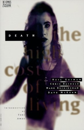 Death: The High Cost of Living cover