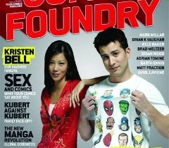 Comic Foundry #1