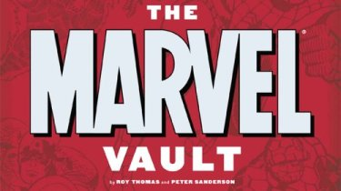 The Marvel Vault cover