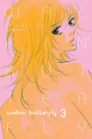 Walkin' Butterfly volume 3 cover