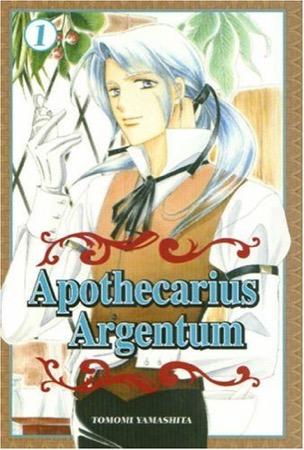 Apothecarius Argentum volume 1 cover