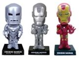 Costco Iron Man bobbleheads