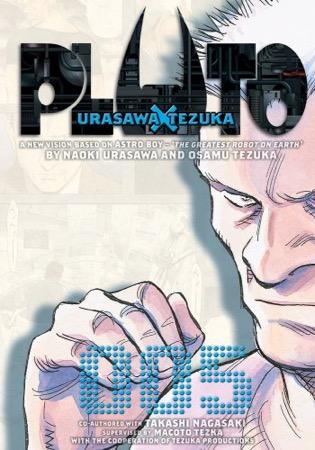 Pluto: Urasawa x Tezuka volume 5