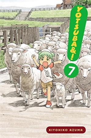 Yotsuba&! volume 7
