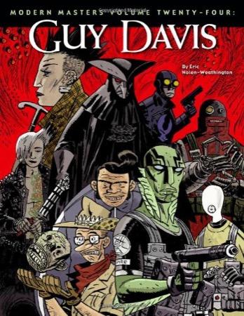 Modern Masters: Guy Davis cover