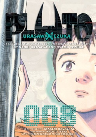 Pluto: Urasawa x Tezuka volume 8