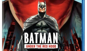 Batman Under The Red Hood Cover