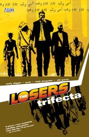 The Losers volume 3