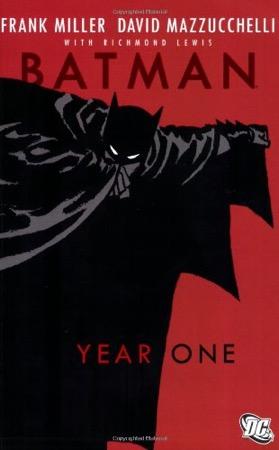 Batman: Year One cover