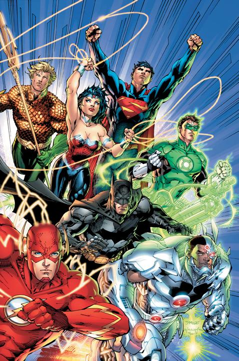 Justice League revamp