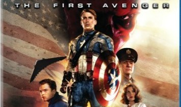 Captain America: The First Avenger cover
