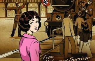 Lily Renée, Escape Artist cover