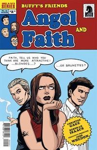 Angel & Faith #20 variant cover