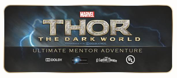 Thor: The Dark World Ultimate Mentor Adventure