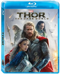 Thor: The Dark World single-disc Blu-ray