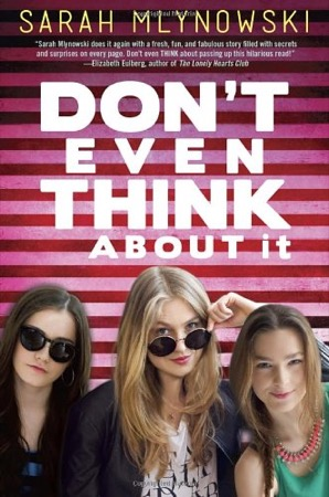 Don't Even Think About It cover