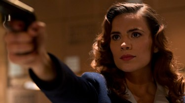 Hayley Atwell as Agent Carter