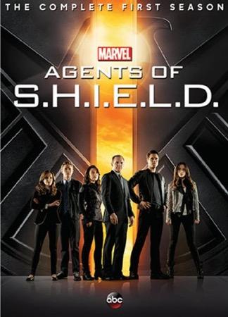 Agents of S.H.I.E.L.D.: Season 1 cover
