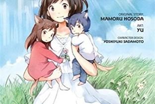 Wolf Children Ame & Yuki