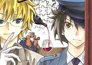 Sherlock Bones volume 6 cover