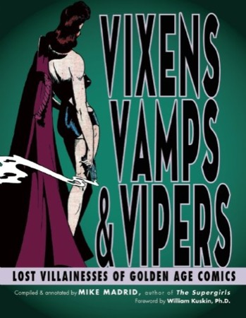 Vixens, Vamps & Vipers cover